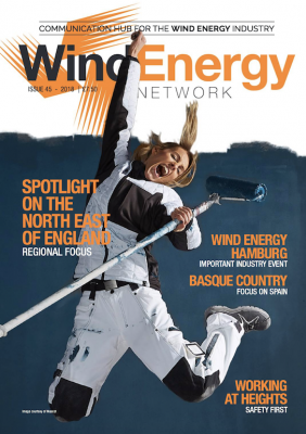360 Degree Feedback featured in Wind Energy Network Magazine