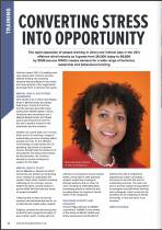 Converting Stress into Opportunity: Our work with client ASAMS featured in Wind Energy Network Magazine