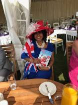 EDP: Rachel Blackburn wins Royal Norfolk Show's Best Dressed Award 2018!