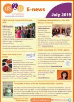 July 2019 E-news!