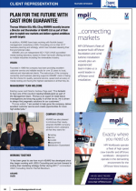Leading Industry Magazine puts the Wind in ASAMS Sails