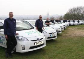 Green Cab Company ABC Taxis embarks on Rapid Expansion Drive